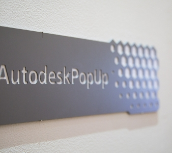 Autodesk Gallery Pop UP | Tokio 2015